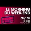 Logo of show Le Morning du Week-End