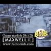 Logo of show Maxwell Street Blues