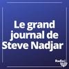 Logo de l'émission Le grand journal de Steve Nadjar