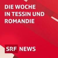 Logo de l'émission Die Woche in Tessin und Romandie