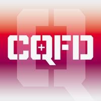 Logo of show CQFD - rediffusion