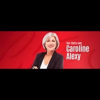 Logo of show CAROLINE ALEXY