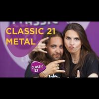 Logo de l'émission Classic 21 Metal