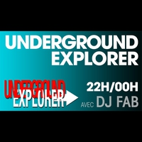 Logo of show Underground Explorer