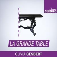 Logo de l'émission La Grande table culture