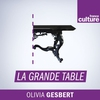 Logo de l'émission La Grande table culture