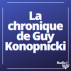 Logo of show Rediffusion de la chronique de Guy Konopnicki