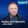Logo of show Hondelatte raconte une année