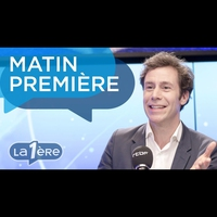 Logo de l'émission Matin Première