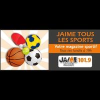 Logo de l'émission JAIME Tous les Sports