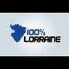 Logo de l'émission 100% Lorraine