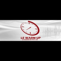 Logo de l'émission Le Warm Up 3600''