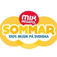 Logo de l'émission Mix Megapol Sommar - 100% musik på svenska
