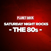 Logo of show Saturday Night Rocks – The 80s