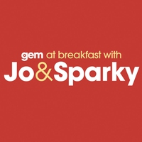 Logo of show Gem At Breakfast with Jo & Sparky