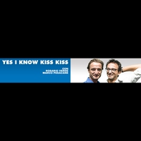 Logo de l'émission Yes I know Kiss Kiss