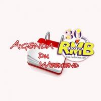 Logo of show L'Agenda du Week-End