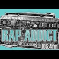 Logo de l'émission RAP ADDICT