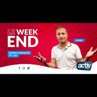 Logo de l'émission Le week-end