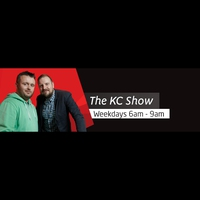 Logo of show The KC Show - Breakfast on RedFM
