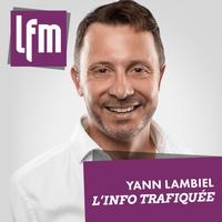 Logo de l'émission L'INFO TRAFIQUÉE DE YANN LAMBIEL