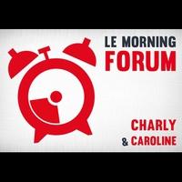 Logo de l'émission Le Morning Forum