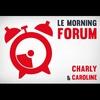Logo of show Le Morning Forum
