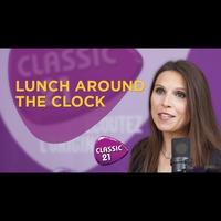 Logo de l'émission Lunch Around The Clock