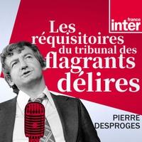 Logo de l'émission Les réquisitoires du tribunal des flagrants délires