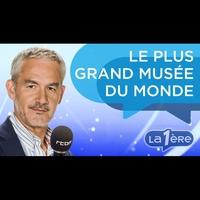 Logo of show Le plus grand Musée du Monde