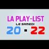 Logo of show La Playlist LOR'FM