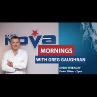 Logo de l'émission Mornings - Greg Gaughran