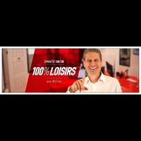 Logo de l'émission 100% Loisirs