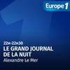 Logo of show Le grand journal de la nuit