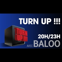 Logo of show Turn Up Show !!!