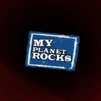 Logo de l'émission My Planet Rocks