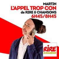 Logo de l'émission L'Appel trop con de Rire & Chansons