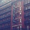 Logo de l'émission egoFM Chelsea Hotel