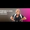 Logo de l'émission Portami a Casa Kiss Kiss