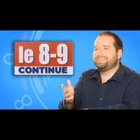 Logo de l'émission Le 8/9 continue