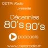 Logo de l'émission Décennies 80-90's