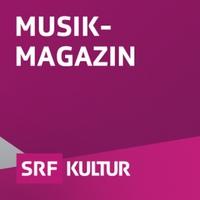 Logo of show Musikmagazin