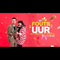 Logo de l'émission Het Foute Uur met Maarten & Dorothee