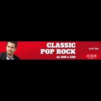 Logo de l'émission Classic Pop Rock