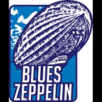 Logo de l'émission Blues Zeppelin