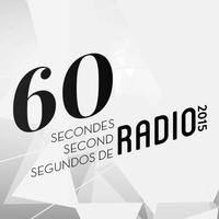 Logo de l'émission 60 secondes radio - Concours radiophonique Canadien (CHOQ.ca)
