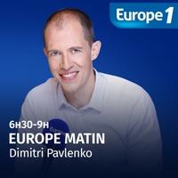 Logo of show Europe Matin - 6h30-9h