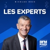 Logo of show Les experts