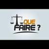 Logo of show Que Faire ?