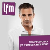 Logo of show MORAX DANS LA RADIO - ÇA S'PASSE CHEZ VOUS